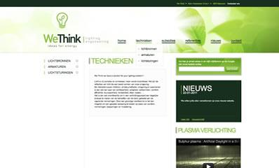 website webdesign wethink meeuwen detailpagina